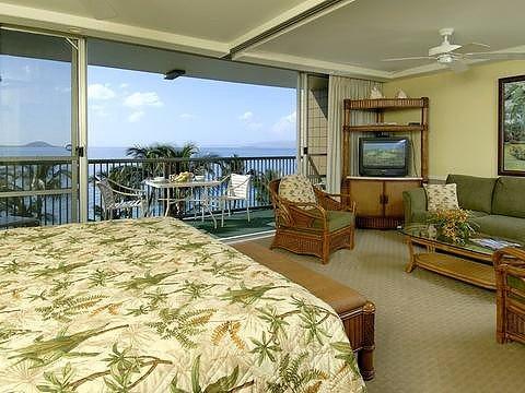夏威夷茂宜岛马纳凯酒店(Mana Kai Maui)
