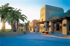 巴卜阿尔沙姆斯沙漠温泉度假村(Bab Al Shams Desert Resort and Spa)