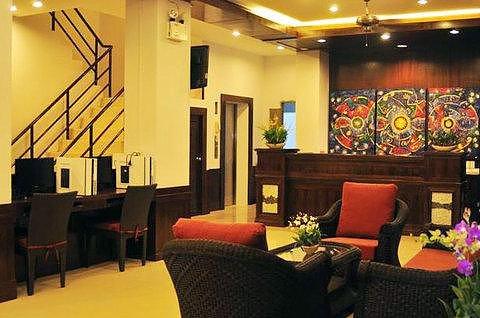 普吉岛暹罗酒店(Thai Siam Residence Phuket)