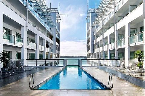 奥克兰希尔顿酒店(Hilton Auckland)