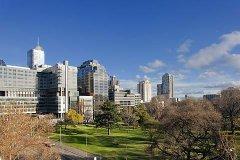 墨尔本丽笙旗杆花园酒店(Radisson on Flagstaff Gardens Melbourne)