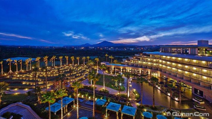 济州肯辛顿酒店(Kensington Jeju Hotel)
