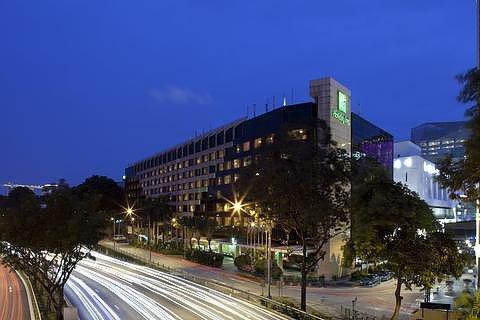 新加坡乌节中心假日酒店(Holiday Inn Singapore Orchard City Centre)