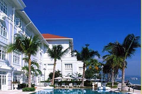 依恩奥酒店(Eastern & Oriental Hotel)