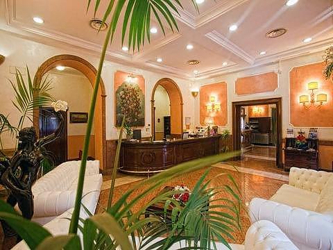 威斯碧连酒店(Hotel Vergilius Billia)