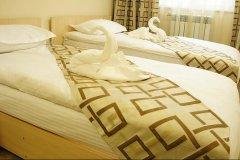 伊尔库特酒店(Hotel Irkut)