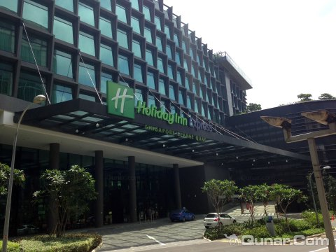 新加坡克拉码头智选假日酒店(Holiday Inn Express Singapore Clarke Quay)