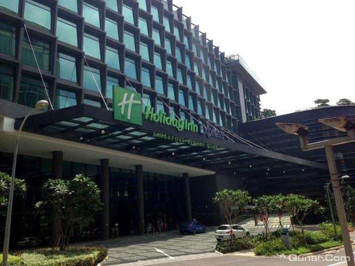 新加坡克拉克码头智选假日酒店(Holiday Inn Express Singapore Clarke Quay)