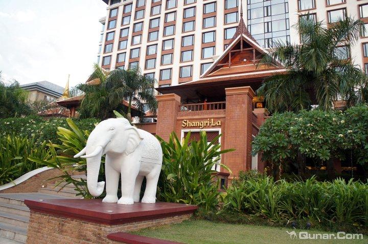 清迈香格里拉酒店(Shangri-La Hotel, Chiang Mai)