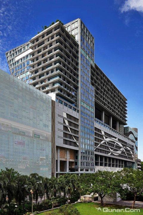新加坡乌节门今旅酒店(Hotel Jen Orchardgateway Singapore)