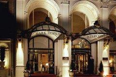 旧金山马克霍普金斯洲际酒店(InterContinental Mark Hopkins San Francisco, an Ihg Hotel)