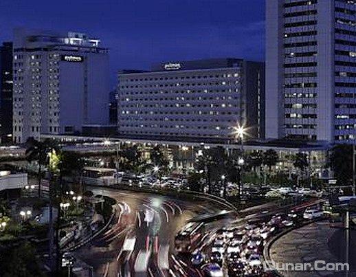 印尼雅加达铂尔曼酒店(Pullman Thamrin CBD Jakarta Indonesia)
