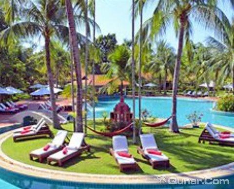 吴哥佛基拉索菲特皇家高尔夫及水疗度假村(Sofitel Angkor Phokeethra Golf & Spa Resort)