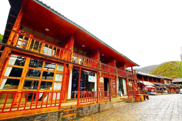 丽江泸沽湖陌上花开国际青年旅舍