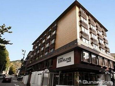 京都森莱精品酒店(Hotel Kyoto Sunline Gion Shijo)