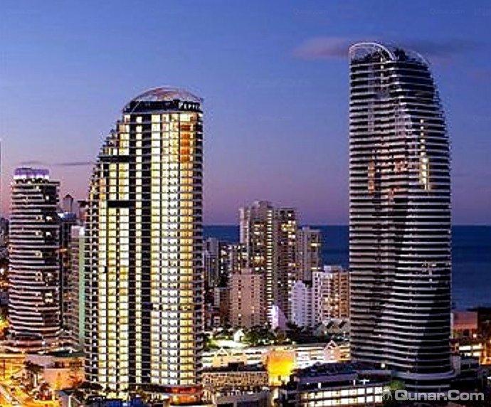 派珀斯布罗德海滩度假村(Peppers Broadbeach Resort Gold Coast)