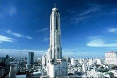 曼谷彩虹云霄酒店(Baiyoke Sky Hotel)