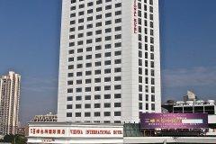 维也纳酒店上海火车站外滩商圈店