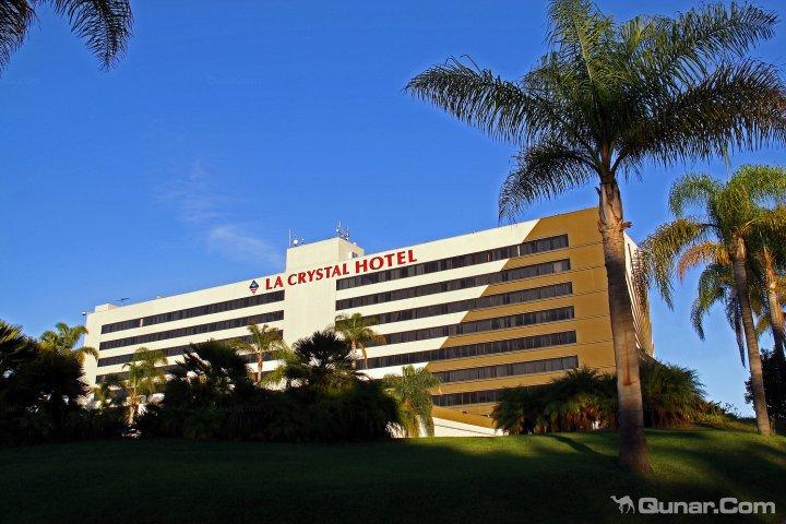 洛杉矶LA水晶酒店(La Crystal Hotel)