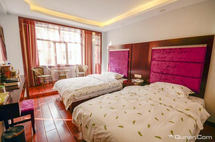 西宁怡家品质宾馆共和南路火车站店
