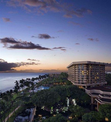 茂宜岛凯悦度假村及水疗中心(Hyatt Regency Maui Resort and Spa)