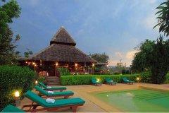 拜县美丽别墅度假酒店(Belle Villa Resort, Pai)