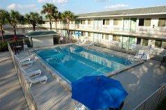 奥兰多6号基西米正门东汽车旅馆(Motel 6-Kissimmee, FL - Orlando)