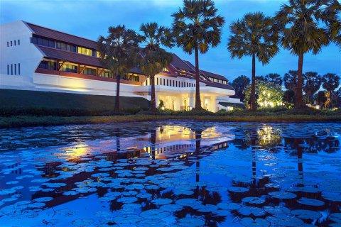 吴哥窟艾美酒店(Le Méridien Angkor)