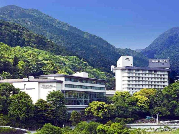 箱根汤本富士屋酒店(Yumoto Fujiya Hotel Hakone)