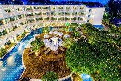 卡伦海滩安达曼海景酒店(Andaman Seaview Hotel - Karon Beach)
