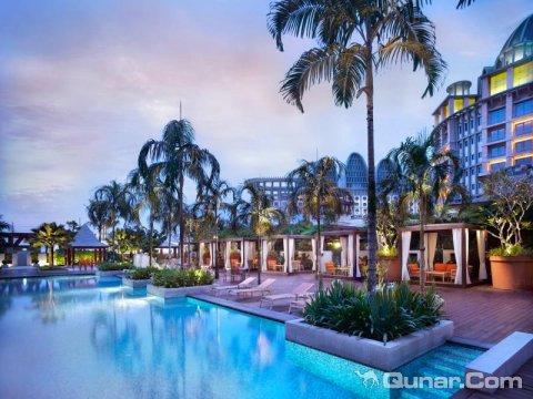 新加坡圣淘沙名胜世界节庆酒店(Resorts World Sentosa - Festive Hotel)
