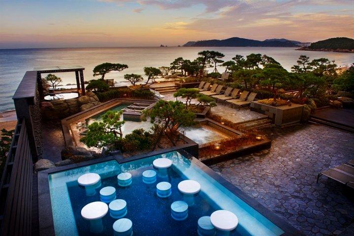 百乐达斯釜山酒店(Paradise Hotel and Casino Busan)