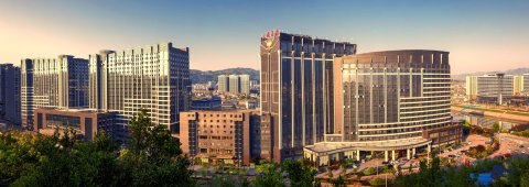 张家界大成山水国际大酒店