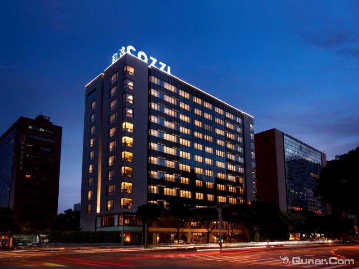 和逸饭店(台北民生馆)(Hotel Cozzi Minsheng Taipei)
