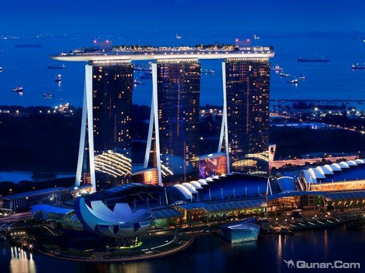新加坡滨海湾金沙酒店(Marina Bay Sands)