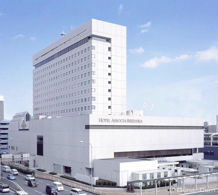 静冈Associa酒店(Hotel Associa Shizuoka)
