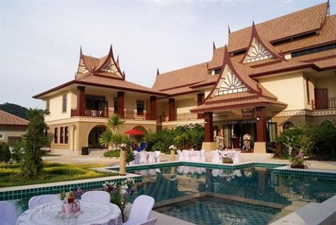 华欣莎万精品度假酒店(Sahwan Boutique Resort Hua Hin)
