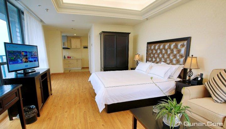 安吉壹号公馆公寓酒店