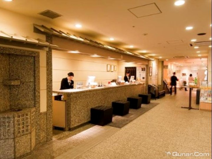 大阪天然温泉都市超级酒店(Super Hotel City Osaka Natural Hot Springs)