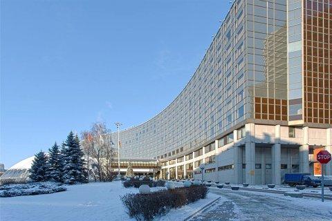莫斯科阿兹姆特奥林匹克大酒店(Azimut Moscow Olympic Hotel)