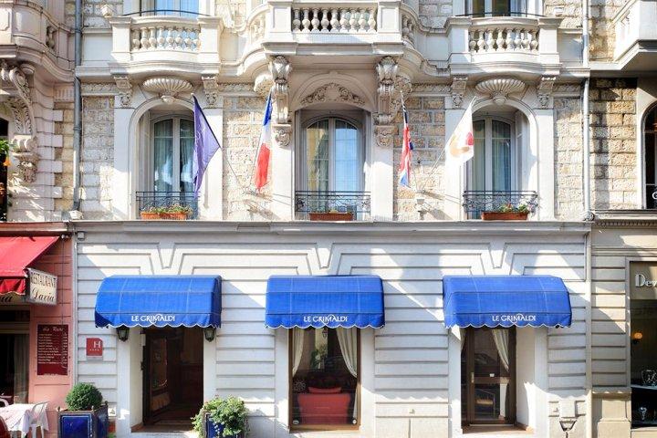 尼斯格里马蒂酒店(Le Grimaldi Hotel Nice)