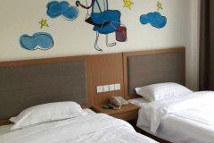 黄山阿拉涂鸦酒店