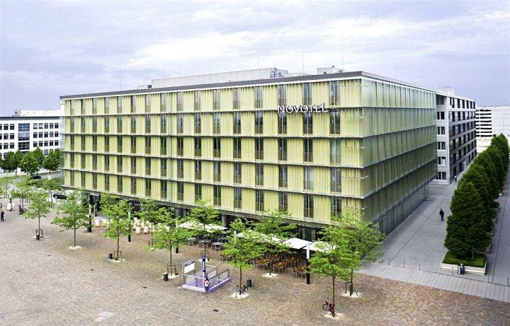 慕尼黑会展中心诺富特酒店(Novotel Muenchen Messe)