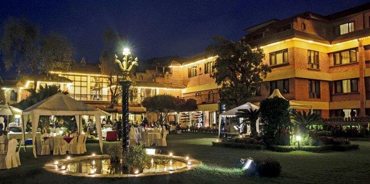 加德满都香格里拉大酒店(Shangri-La Hotel Kathmandu)