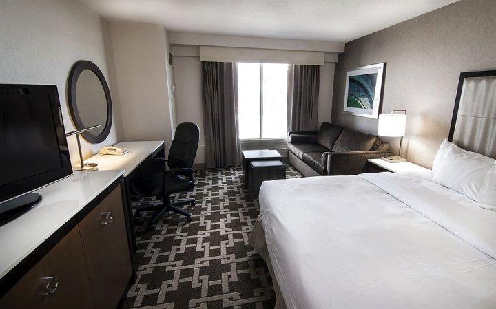 尼亚加拉瀑布景观希尔顿套房酒店(Hilton Hoteland Suites Niagara Falls/Fallsview)