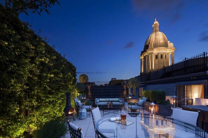 伦敦瑰丽酒店(Rosewood London)