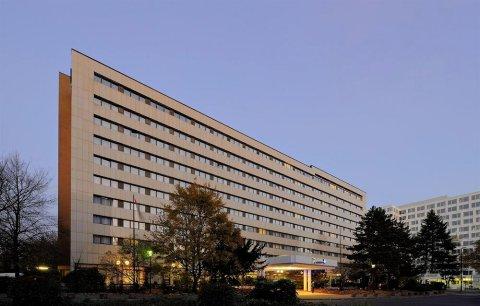 杜塞尔多夫斯堪的纳维亚丽笙酒店(Radisson Blu Scandinavia Hotel, Düsseldorf)