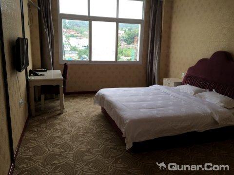 西藏林芝墨脱县大峡谷宾馆
