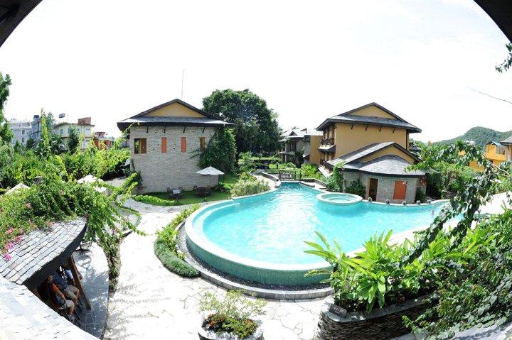 寺庙树温泉度假村(Temple Tree Resort & Spa)
