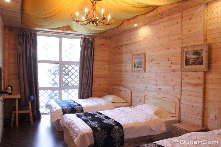 满洲里伏尔加河畔国际青年旅舍